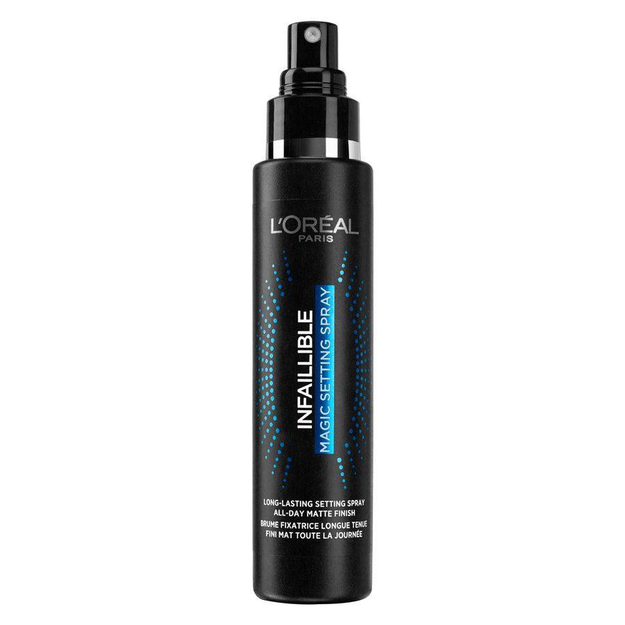 L'Oréal Paris Infaillible Magic Setting Spray 100 ml