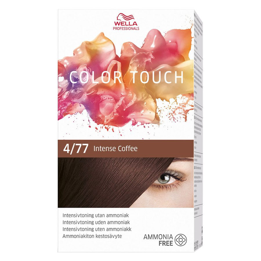 Wella Professionals Color Touch 4/77 Intense Coffee