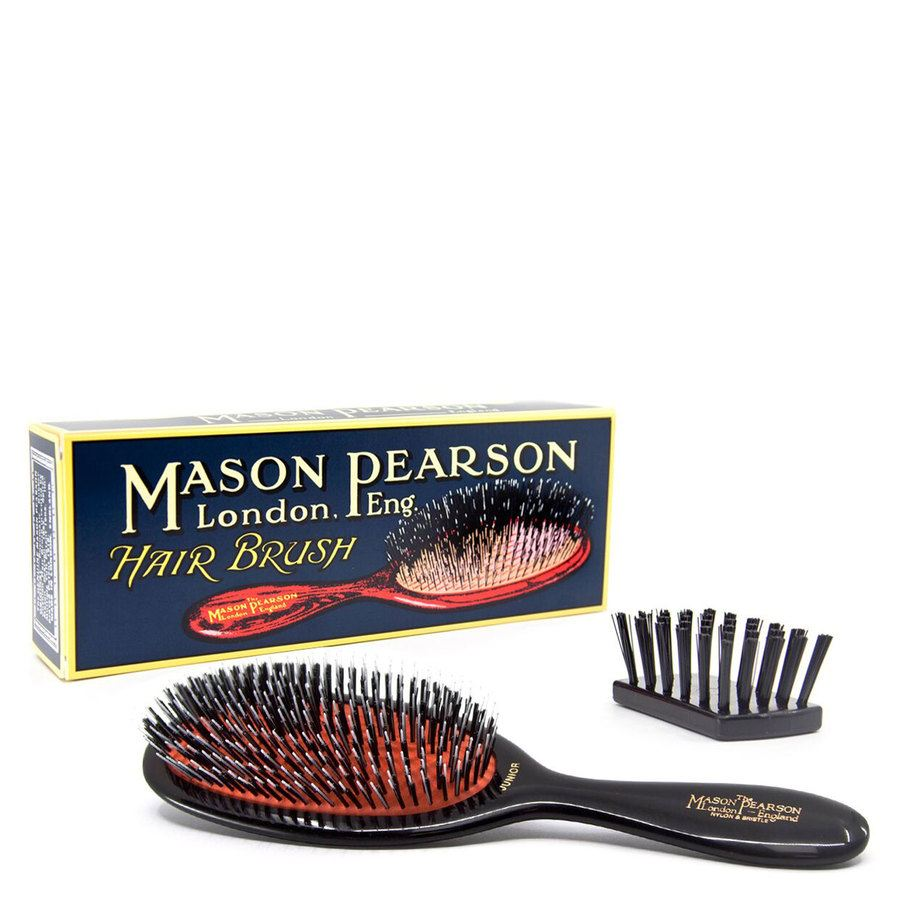 Mason Pearson Brush Bn2 Medium Bristle/Nylon Junior