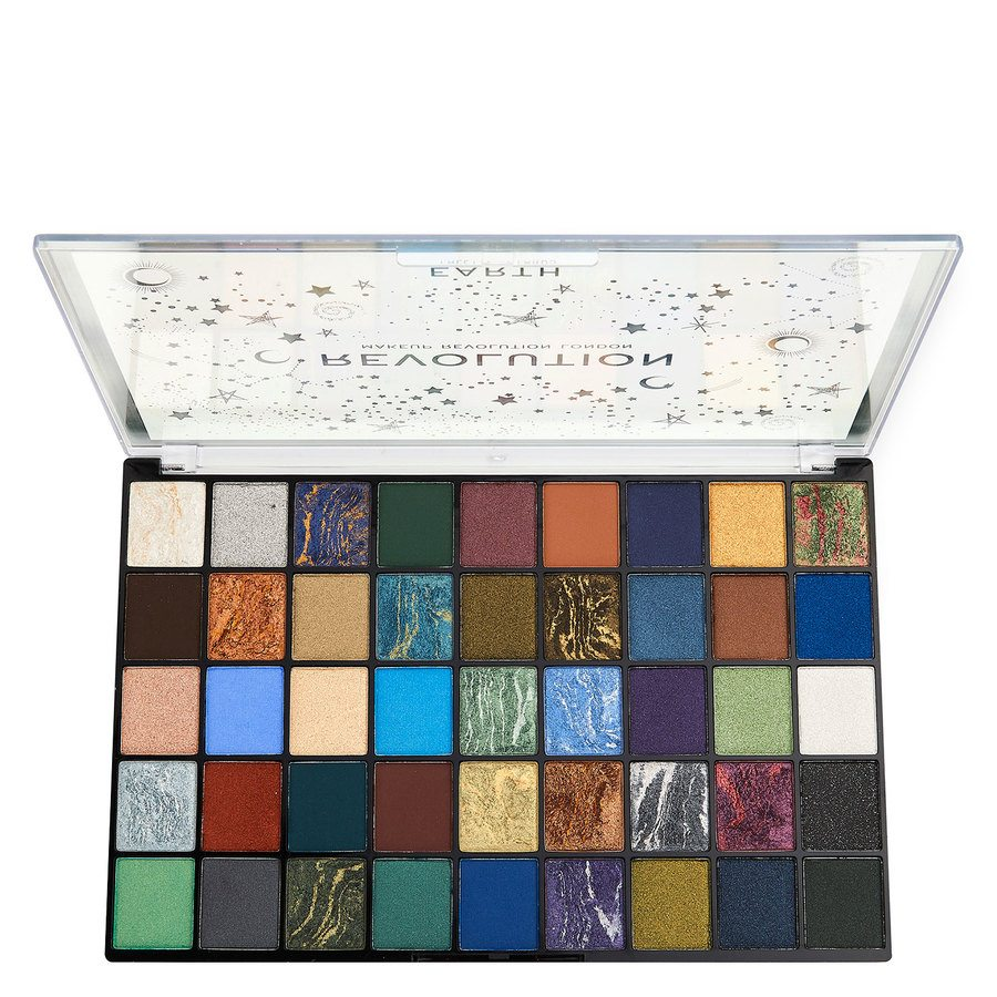 Makeup Revolution Earth Eyeshadow Palette 45 x 1,35 g
