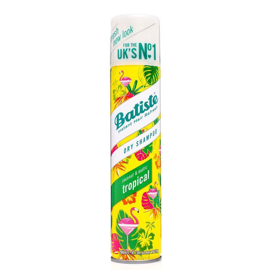 Batiste Dry Shampoo Tropical 200 ml