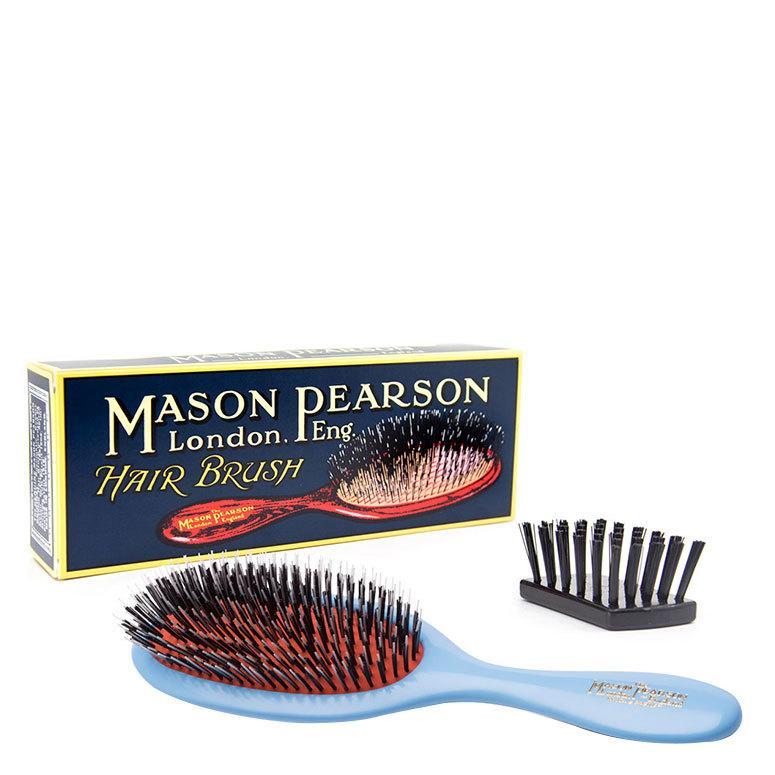Mason Pearson Handy Bristle & Nylon Blue