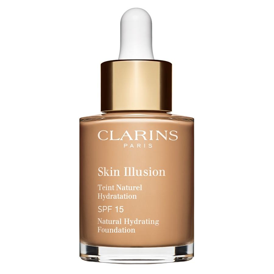 Clarins Skin Illusion Foundation 110 Honey 30 ml