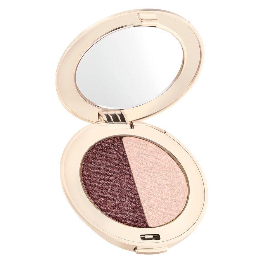 Jane Iredale PurePressed Duo Eye Shadow Berries & Cream 2,8 g