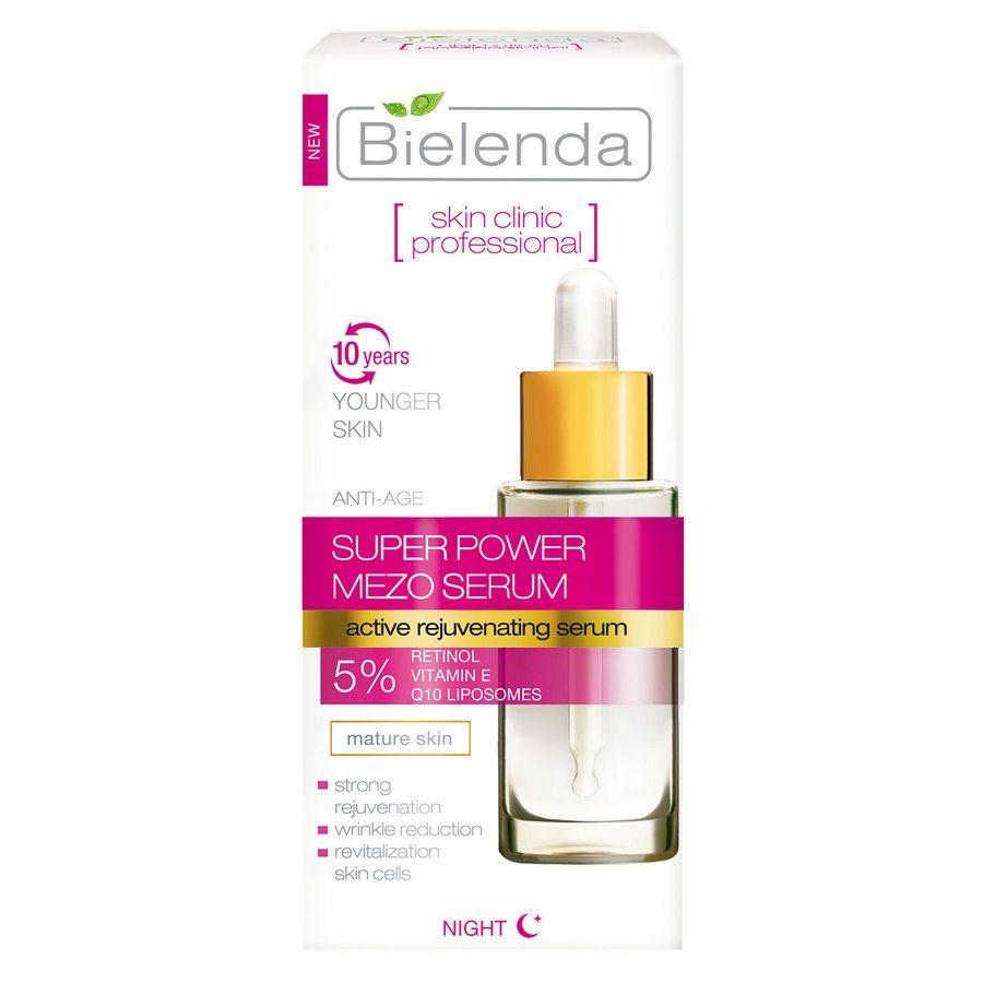 Bielenda Skin Clinic Professional Active Rejuvenating Face Serum 30 ml
