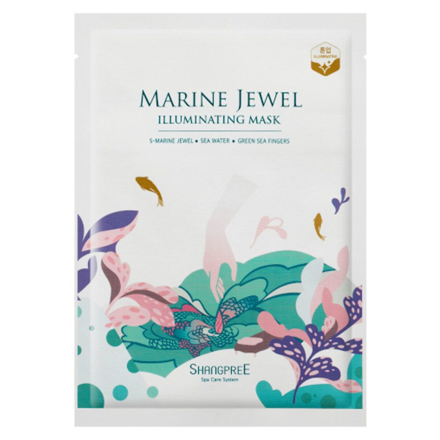 Shangpree Marine Jewel Illuminating Mask 30 ml