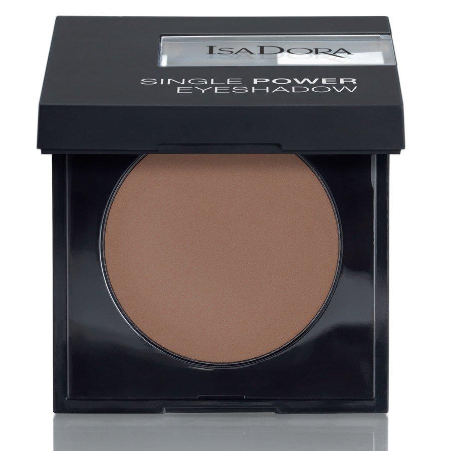 IsaDora Single Power Eyeshadow 02 Mocha Bisque 2,2 g