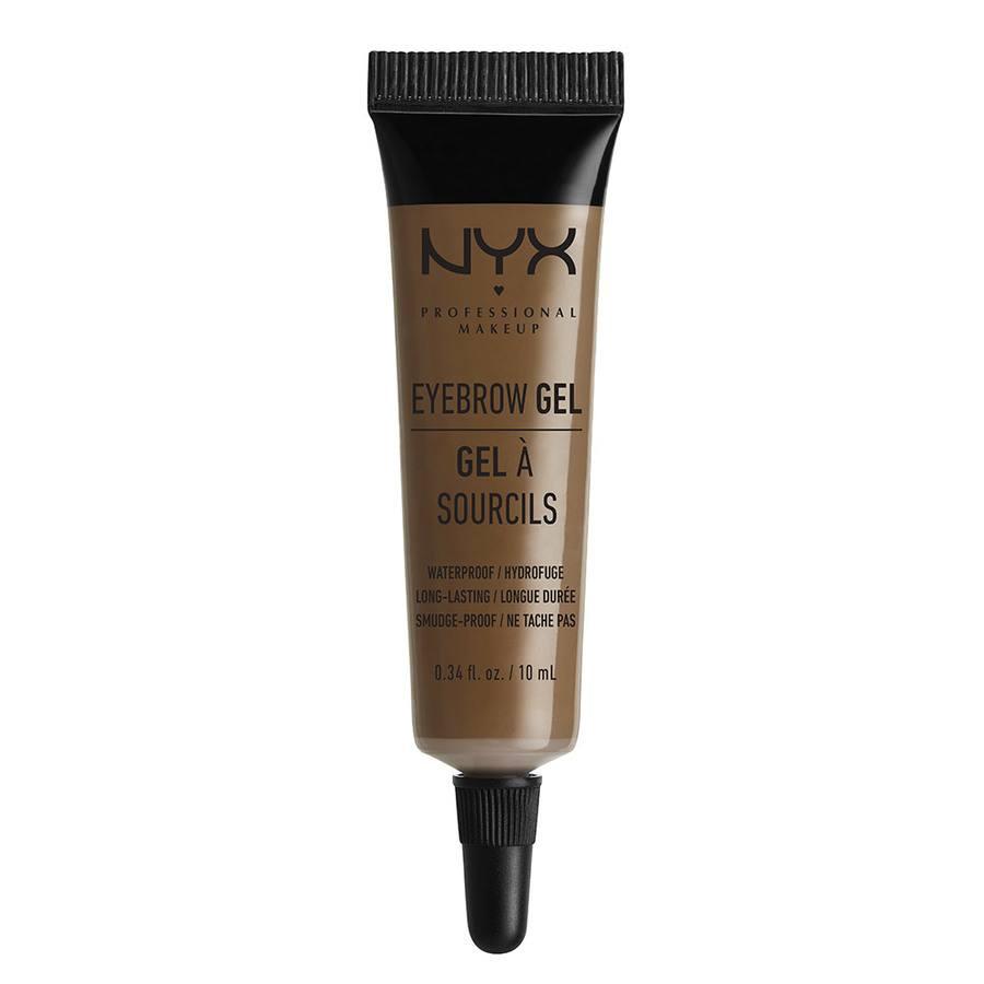 NYX Professional Makeup Eyebrow Gel Brunette