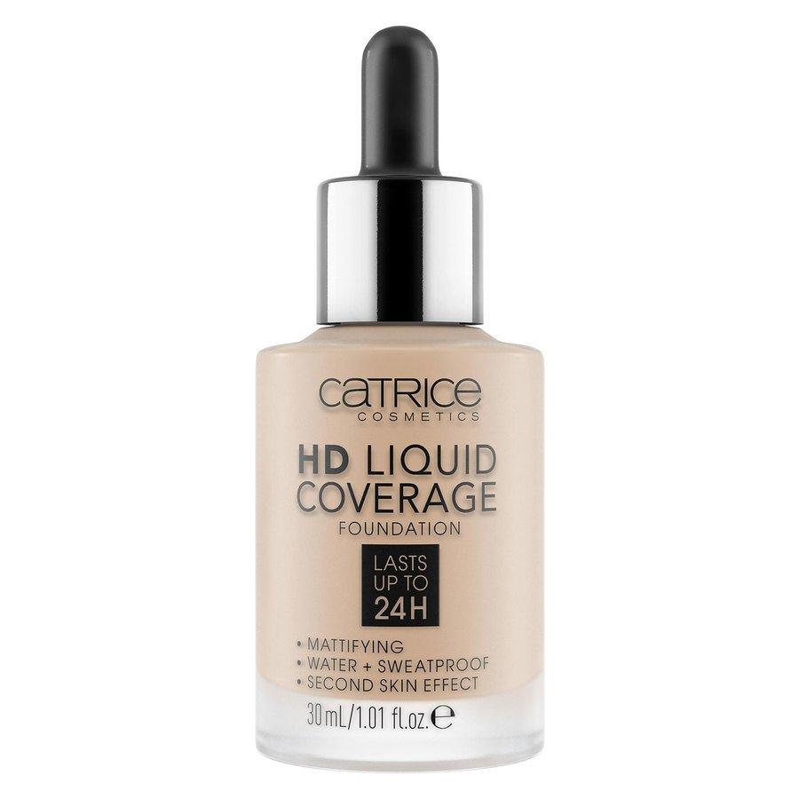 Catrice HD Liquid Coverage Foundation 020 Rose Beige 30 ml