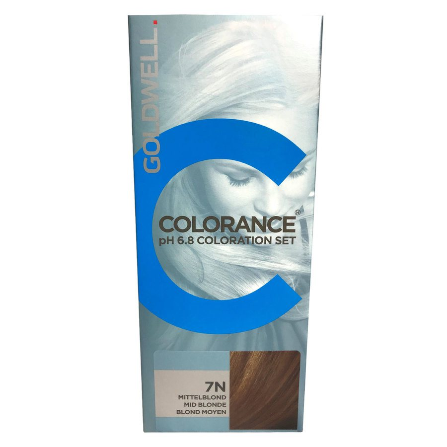 Goldwell Colorance pH 6.8 Coloration Set 5B Brazil 90 ml