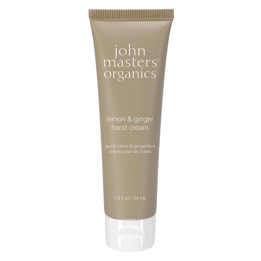 John Masters Organics Lemon & Ginger Hand Cream 54 ml