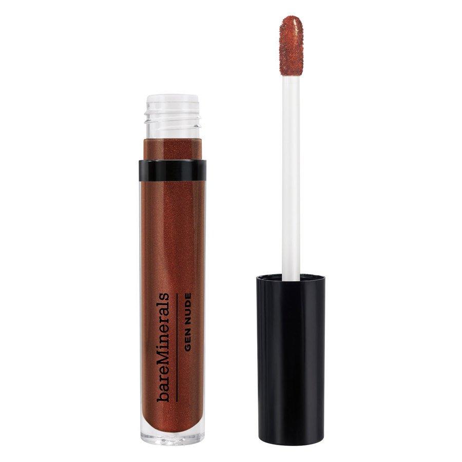 BareMinerals Gen Nude Metallic Patent Lip Lacquer Bronzite 3,7 ml