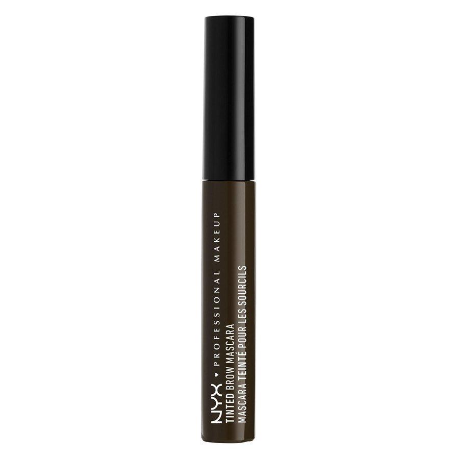 NYX Professional Makeup Tinted Brow Mascara Black