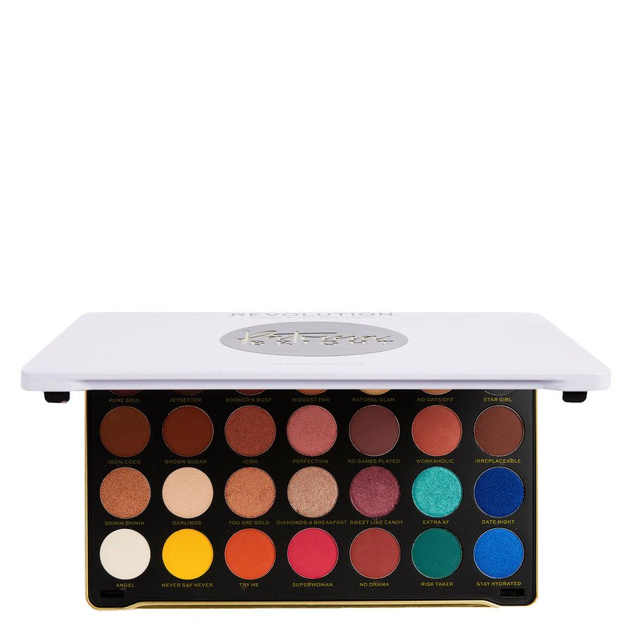 Makeup Revolution X Patricia Bright Rich In Life Palette 28 x 1,2 g