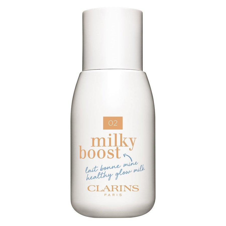 Clarins Milky Boost 02 Milky Nude 50 ml
