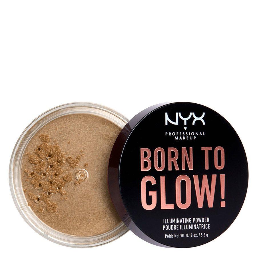NYX Professional Makeup Born to Glow Illuminating Powder Ultra Light Beam 5,3 g
