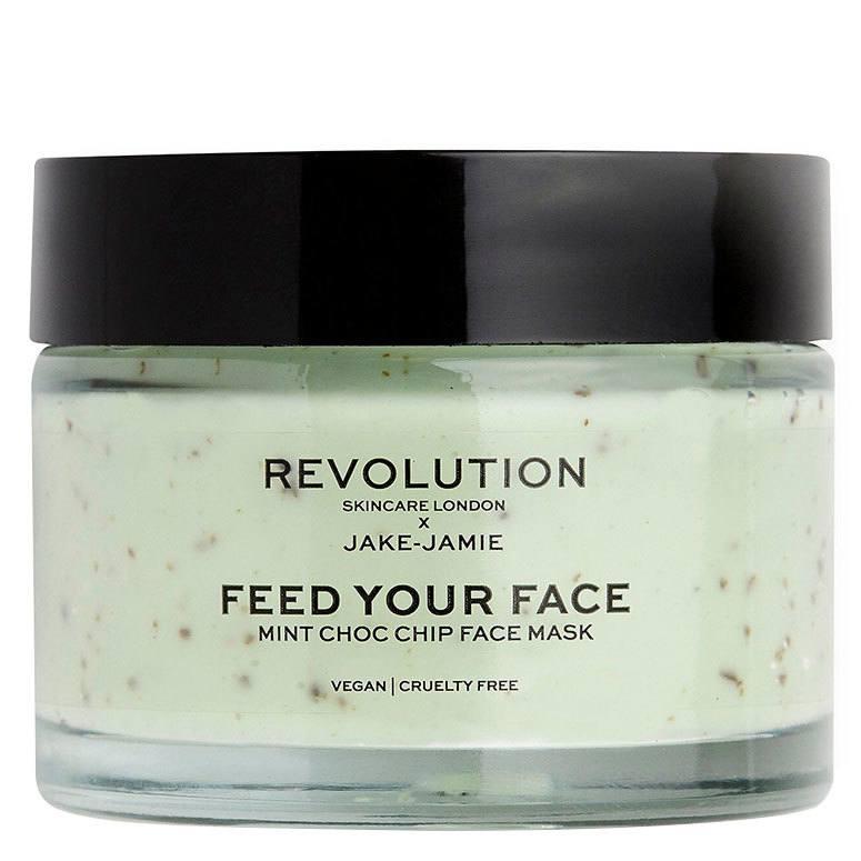 Revolution Skincare x Jake Jamie Mint Choco Chip Face Mask 50 ml