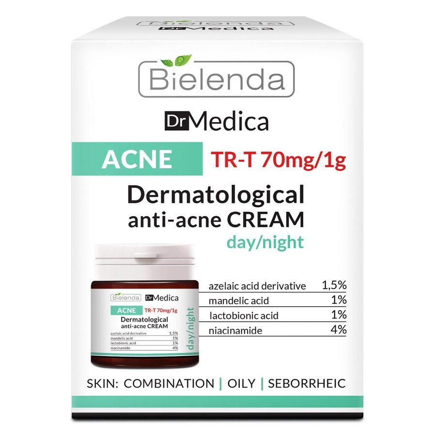 Bielenda Dr. Medica Acne Dermatologic Anti-Acne Face Cream Day/Night 50 ml