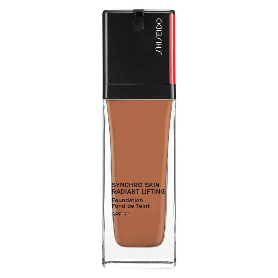 Shiseido Synchro Skin Radiant Lifting Foundation SPF30 560 Obsidian 30 ml