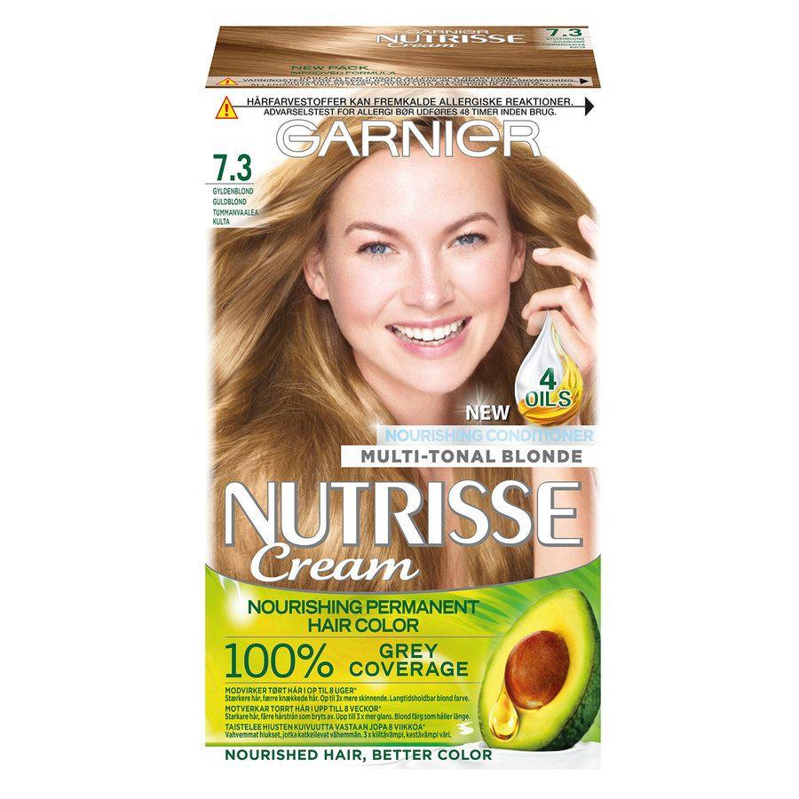 Garnier Nutrisse Cream 7.3