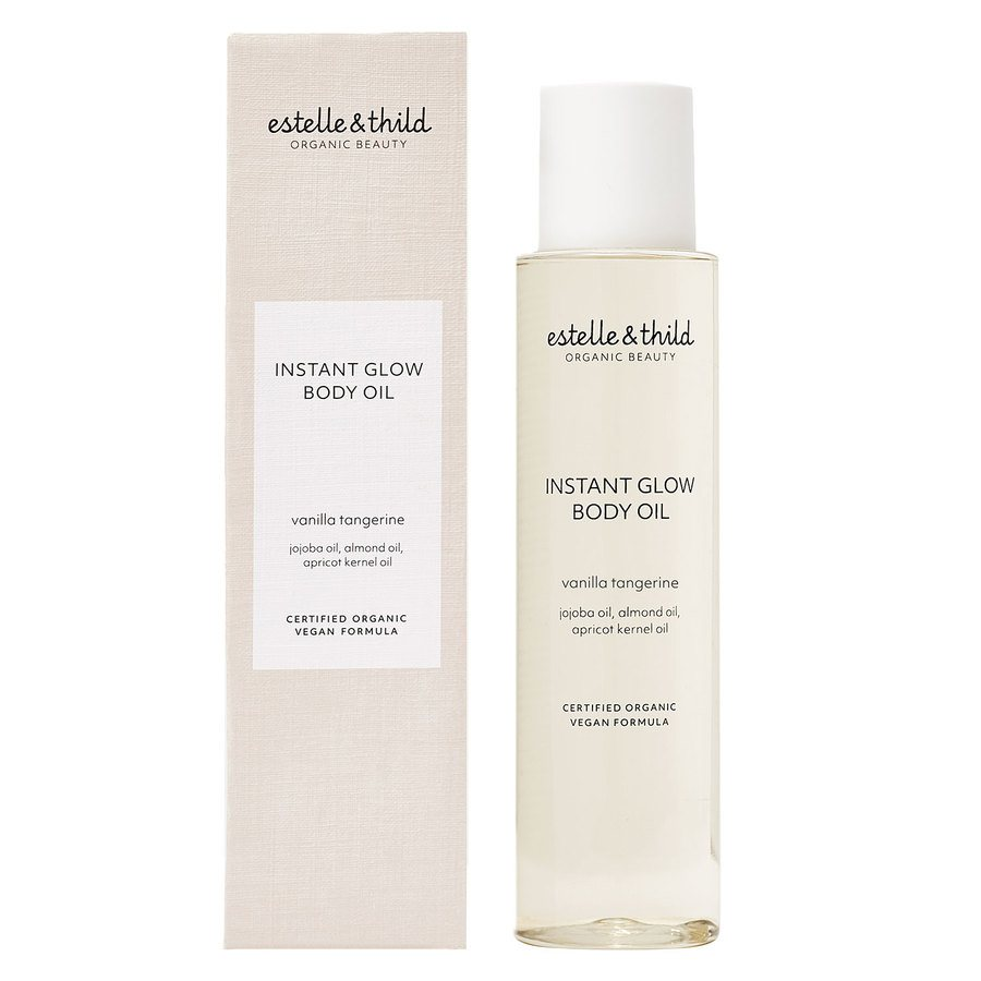 Estelle & Thild Vanilla Tangerine Instant Glow Body Oil 100 ml