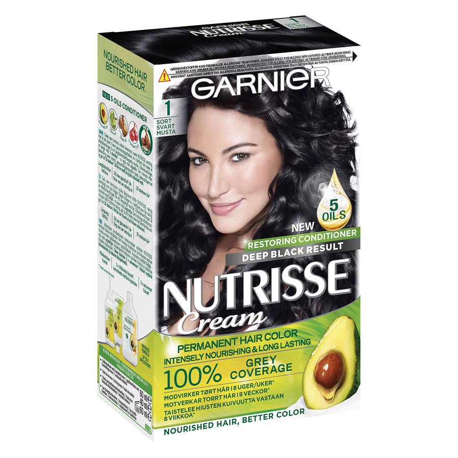 Garnier Nutrisse Cream 1