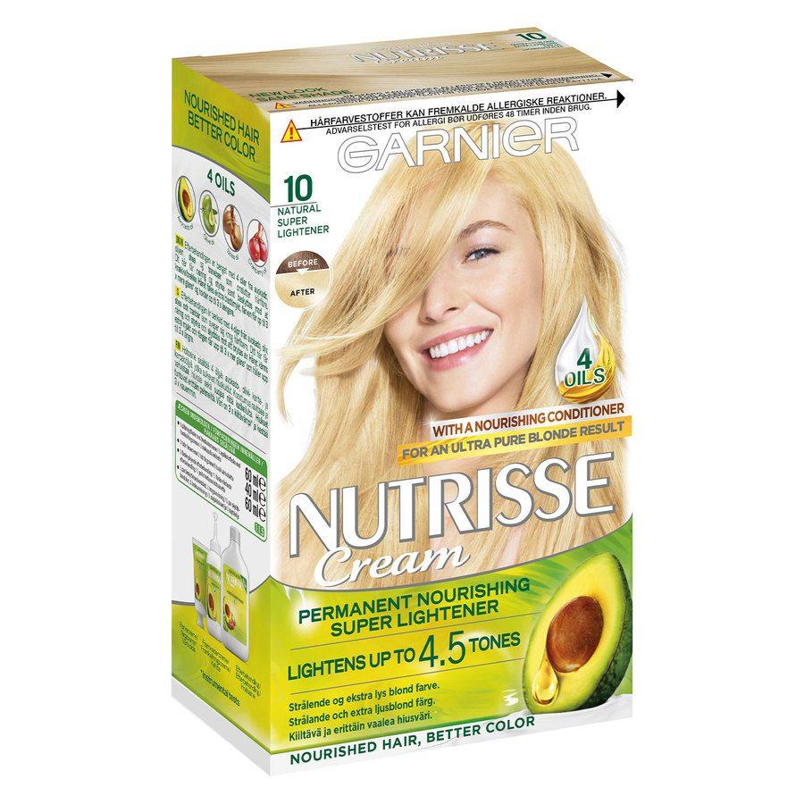 Garnier Nutrisse Cream 10