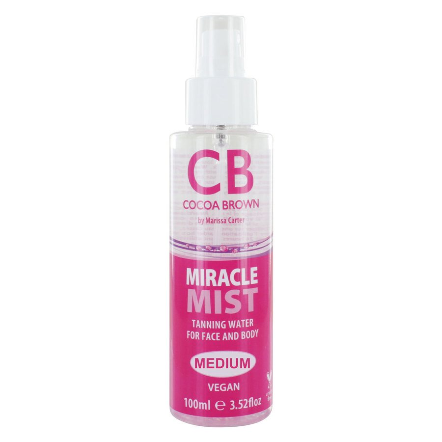 Cocoa Brown Miracle Mist Tanning Water Medium 100 ml