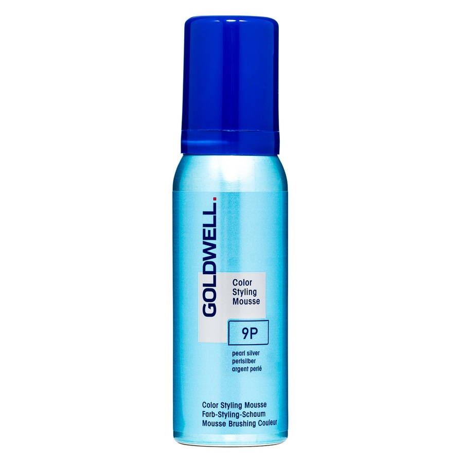 Goldwell Color Styling Mousse 9P Pearl Silver 75 ml