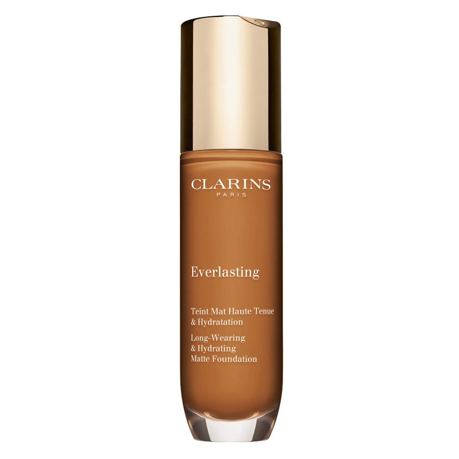 Clarins Everlasting Foundation #118.5 Chocolate 30 ml