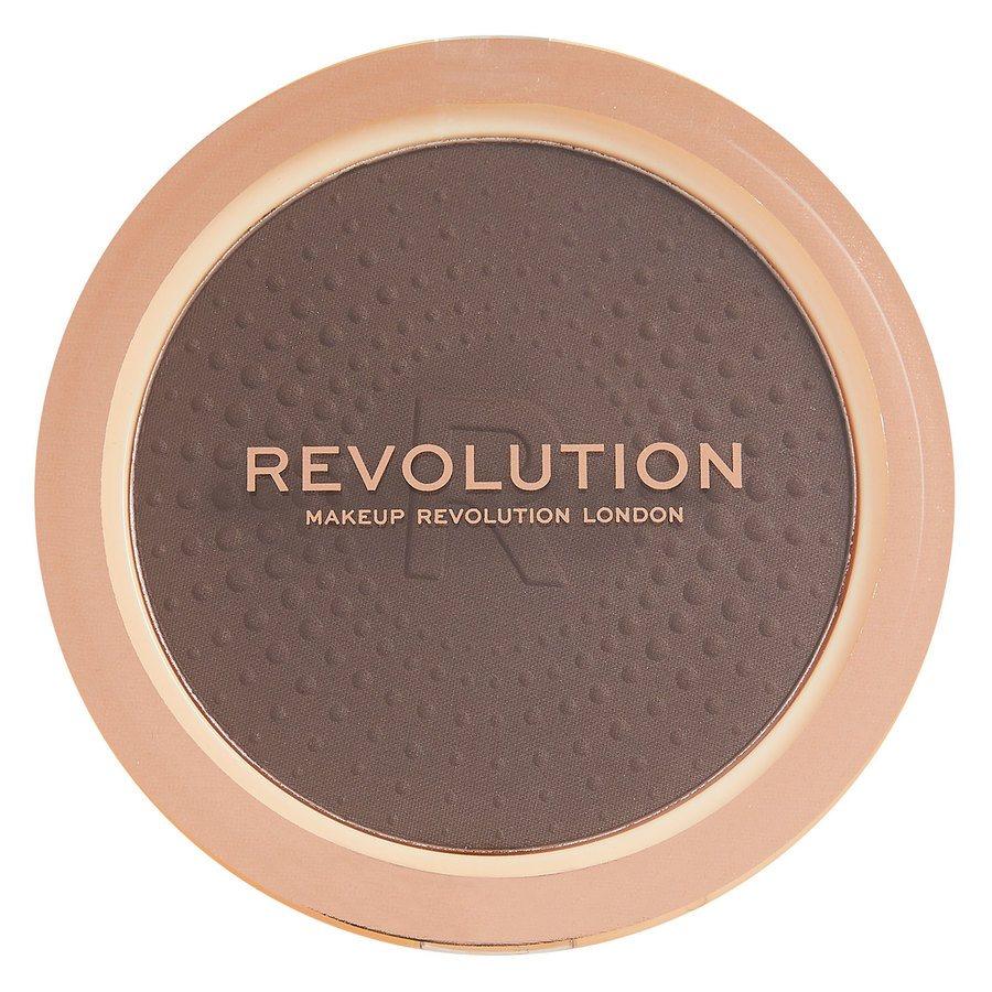 Makeup Revolution Mega Bronzer 06 Deep Dark 15 g