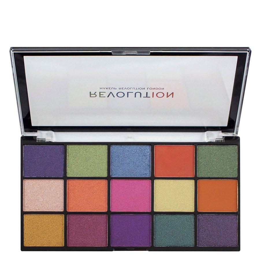 Makeup Revolution Reloaded Palette Passion for Colour 16 g