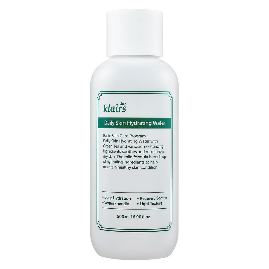 Klairs Daily Skin Hydrating Water 500 ml