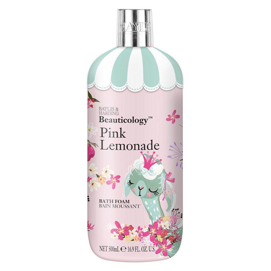 Baylis & Harding Beauticology Lama Pink Lemonade Bath Foam 500ml
