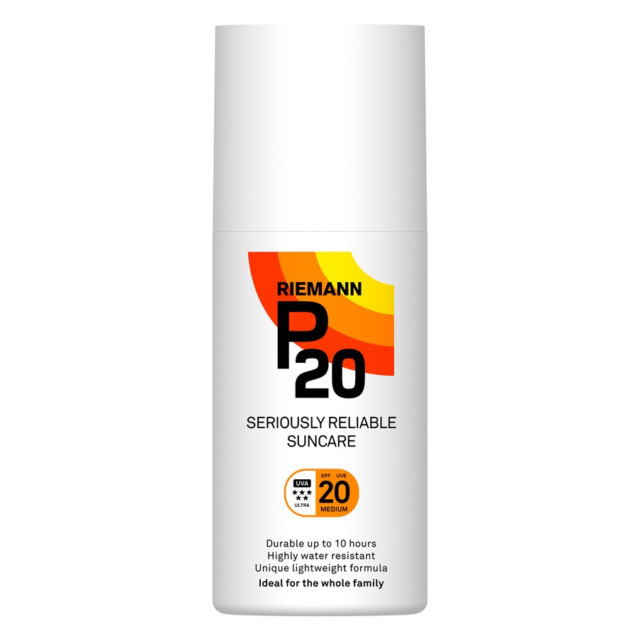 Riemann P20 Spray SPF 20 200 ml (Pumpspray)