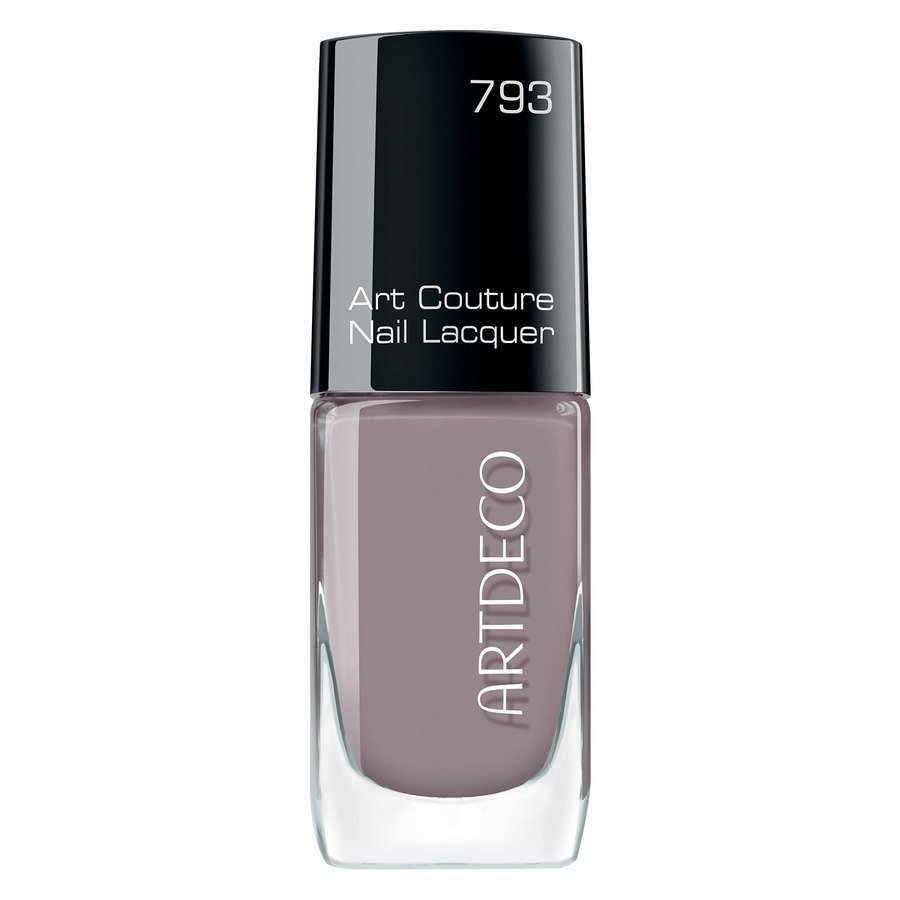 Artdeco Art Couture Nail Polish, 793 Mouse Grey (10 ml)