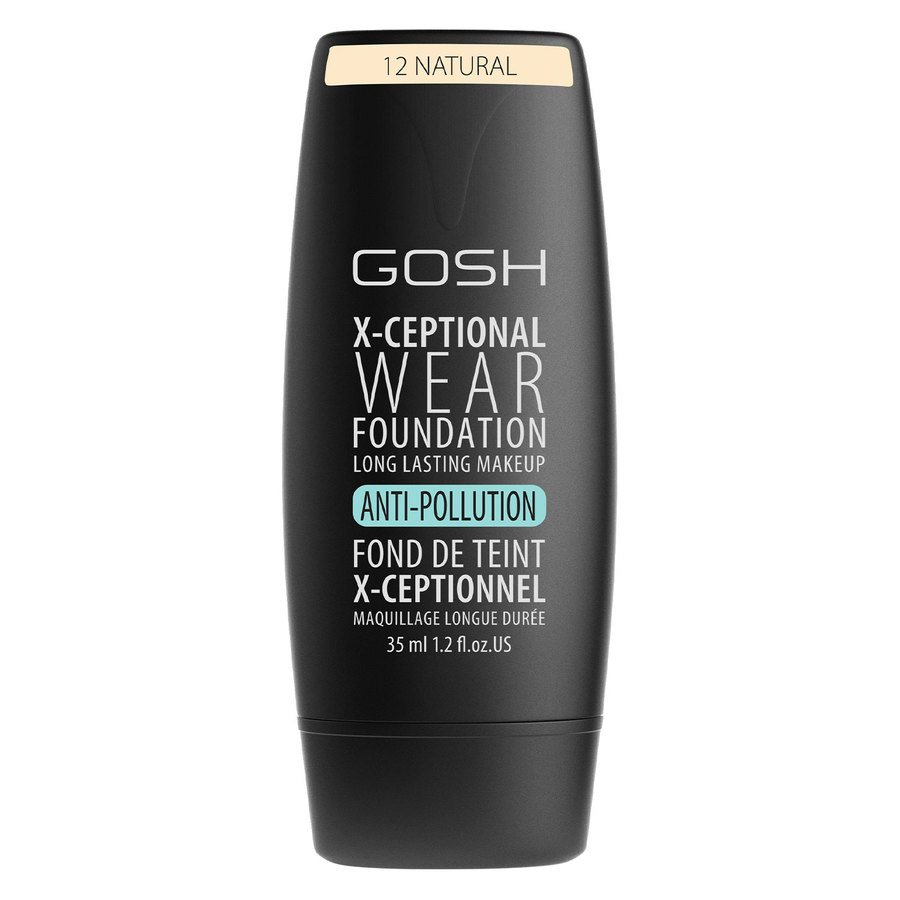 GOSH X-Ceptional Wear #12 Natural 35 ml