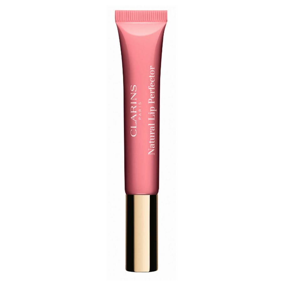 Clarins Instant Light Natural Lip Perfector #01 Rose Shimmer 12 ml