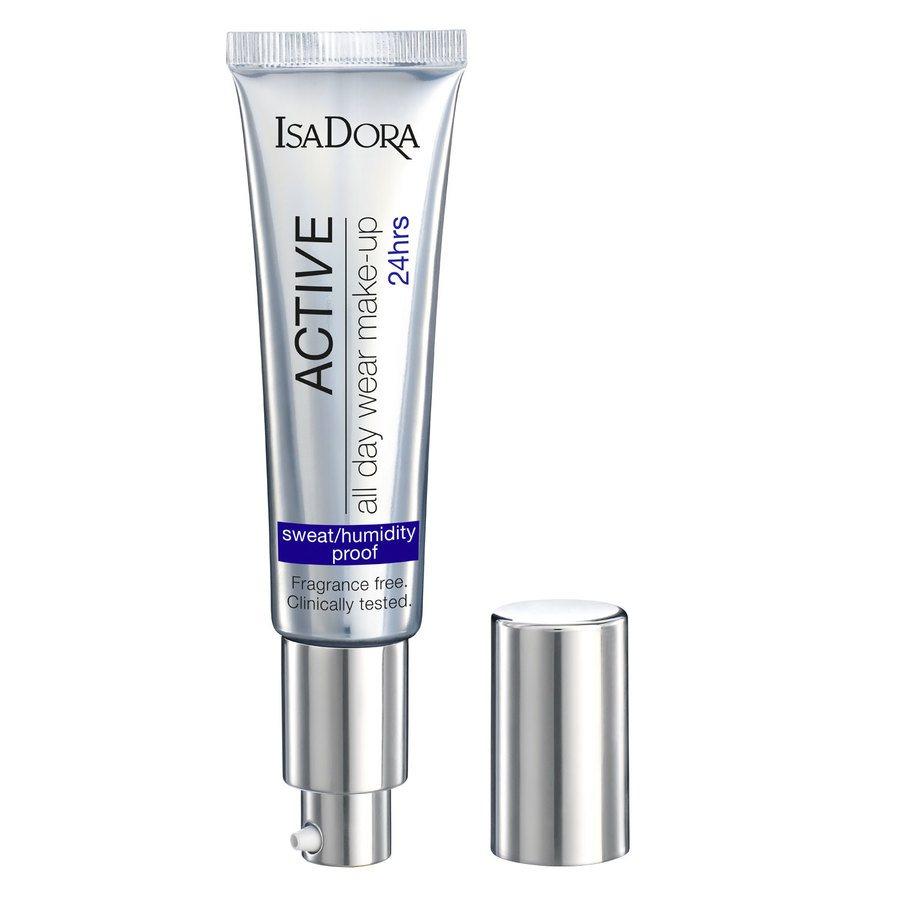 IsaDora Active All Day Wear Makeup 16 Warm Beige 35ml