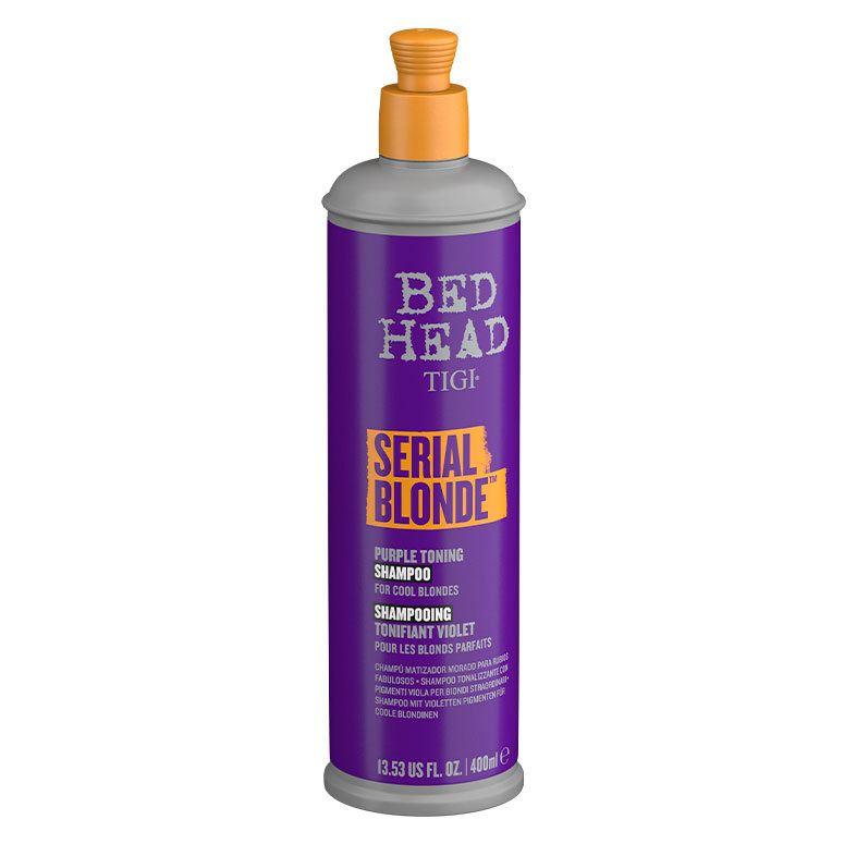 Tigi Bedhead Serial Blonde Purple Toning Shampoo 400 ml