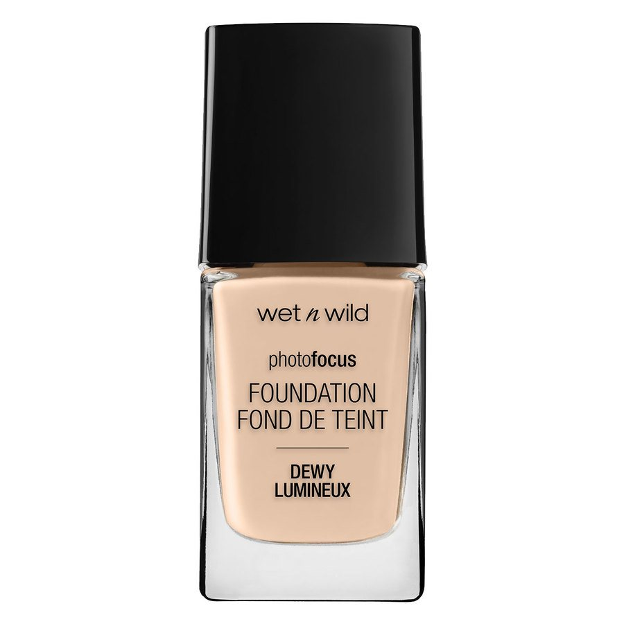 Wet 'n Wild Photo Focus Dewy Foundation Soft Ivory 28 ml