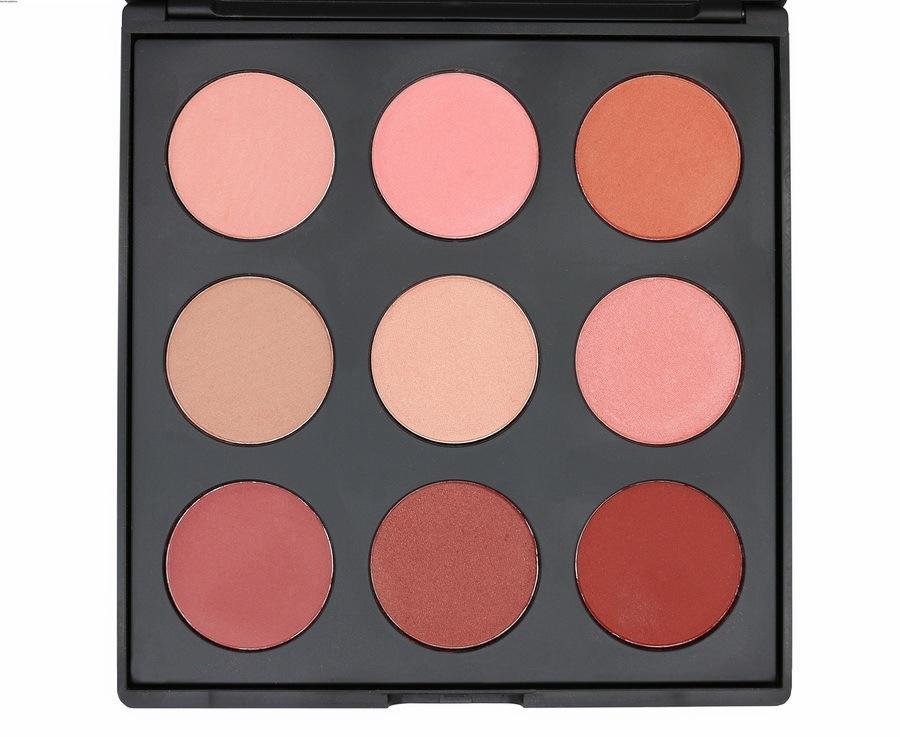 Smashit Cosmetics 9 Color Blush 31,5g