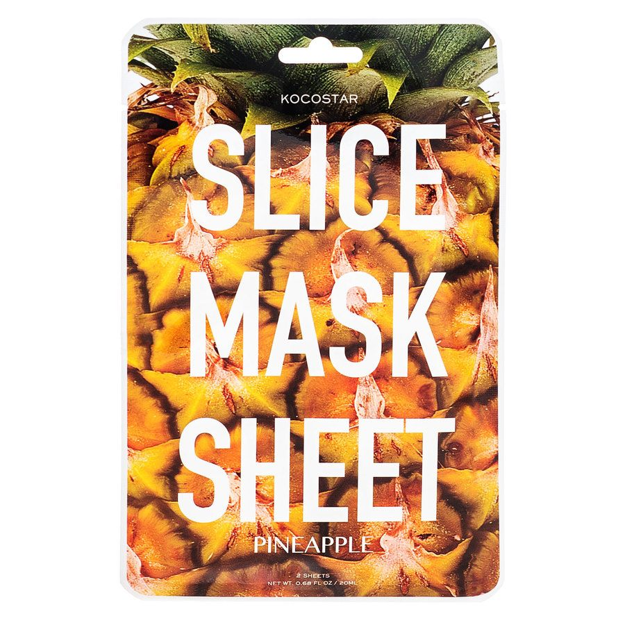 Kocostar Slice Mask Sheet Pineapple