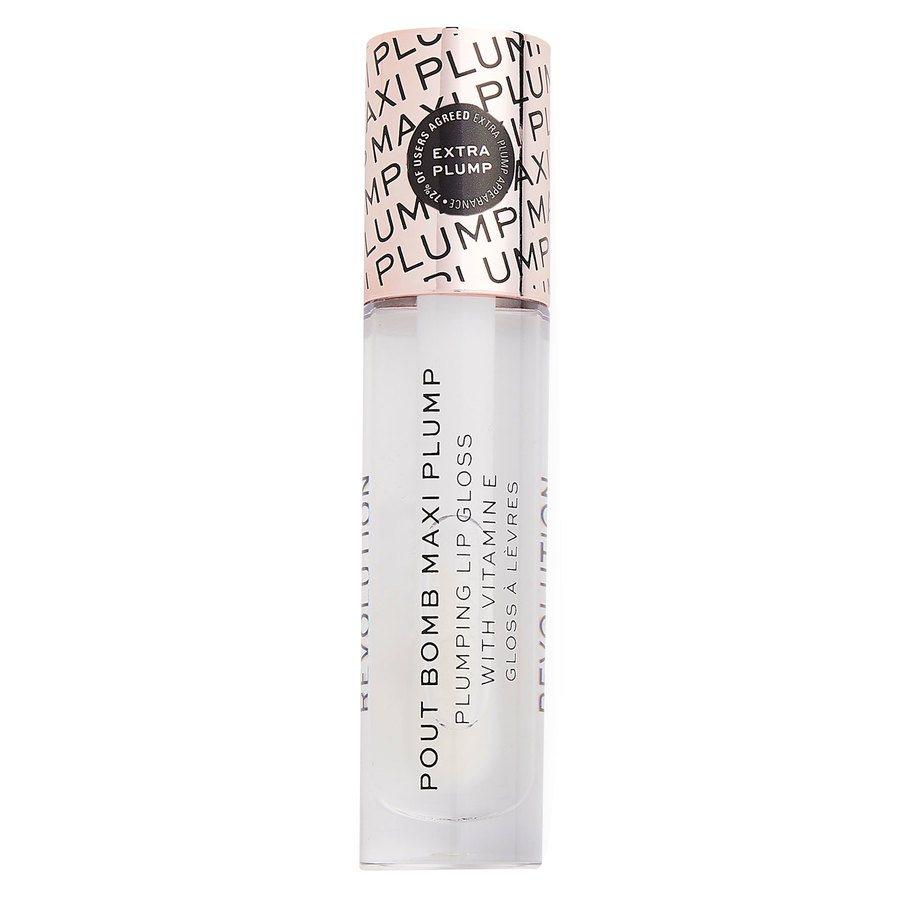 Makeup Revolution Pout Bomb Maxi Plump Lip Gloss Glaze 8,5 ml