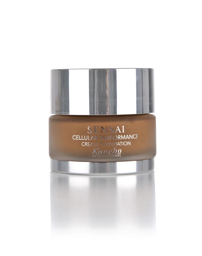 Sensai Cellular Performance Cream Foundation Anti-Age CF25 Topaz Beige 30 ml