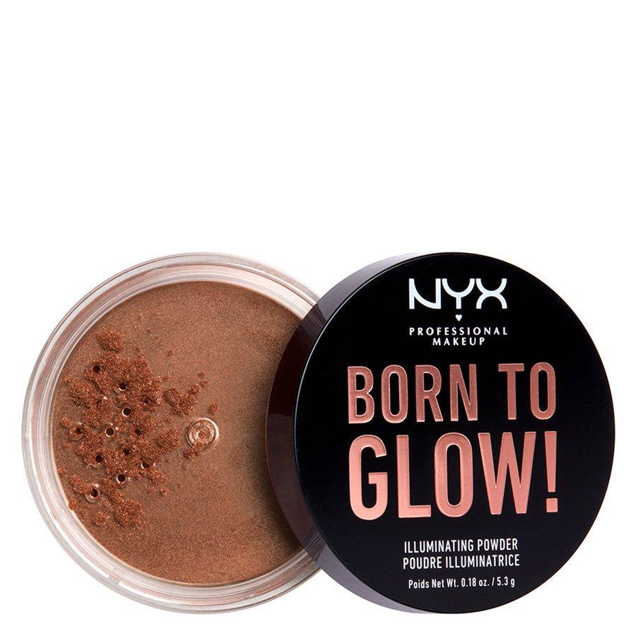 NYX Professional Makeup Born to Glow Illuminating Powder Desert Night 5,3 g