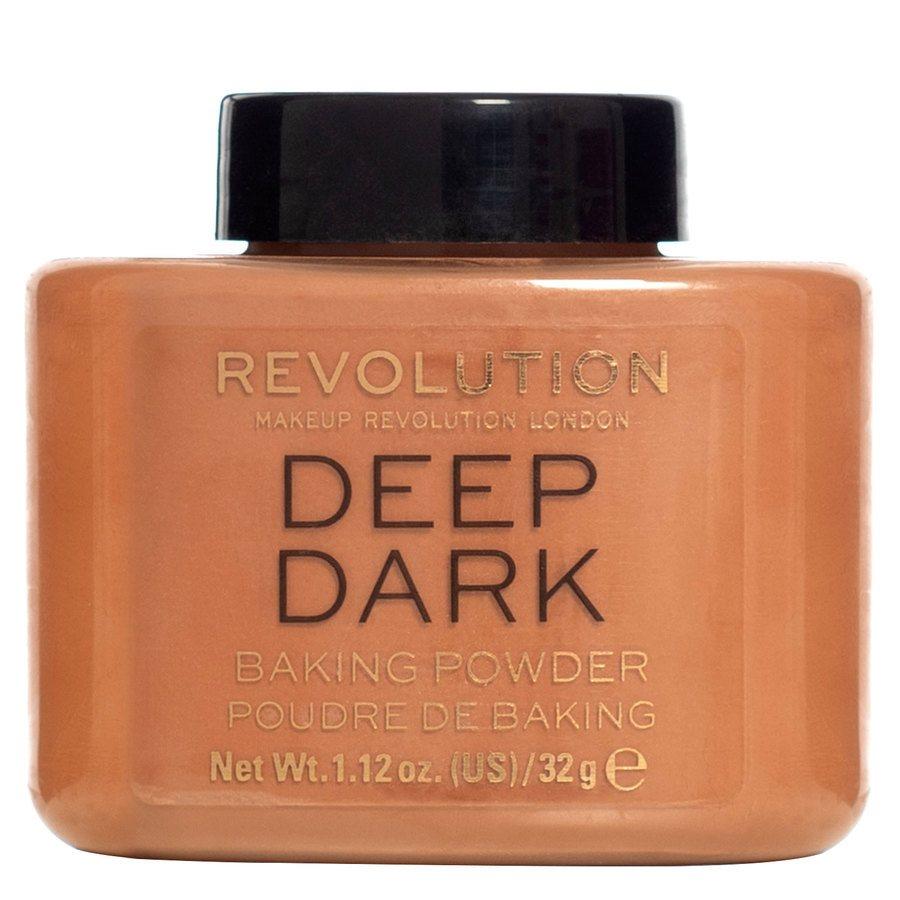 Revolution Loose Baking Powder Deep Dark