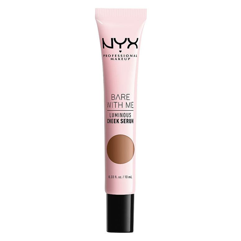 NYX Professional Makeup Bare with Me Luminous Cheek Serum Tan Bronze 10 ml