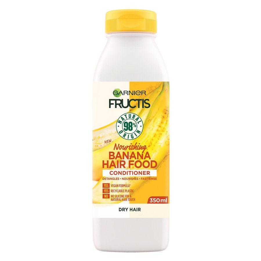 Garnier Fructis Hair Food Conditioner Banana 350 ml