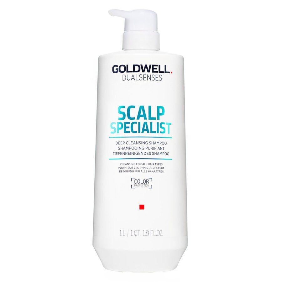 Goldwell Dualsenses Scalp Specialist Deep Cleansing Shampoo 1000ml
